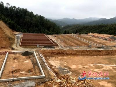 """宁化:省市重点项目建设""""跑起来"""""""