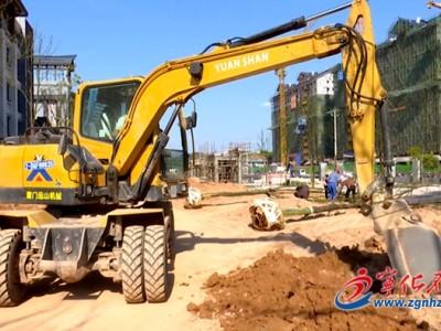 宁化滨江实验学校建设项目有序推进