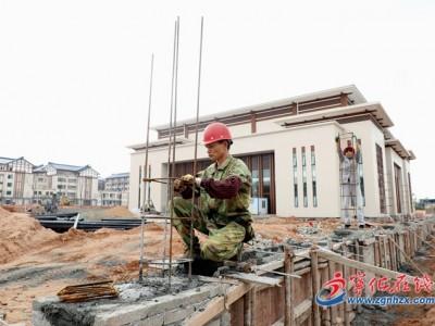 宁化:提升新区城市品质